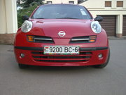 Nissan Micra 2003г.