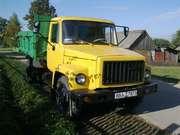 Самосвал ГАЗ 3307 Бензин 1993г.в. хорошее рабочее состояние. 4200$.