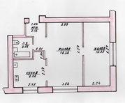 2-хкомнатная квартира по ул. Челюскинцев (р-н Менжинского)