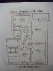 Продается 3-х комнатная квартира В СПК ОВСЯНКА