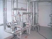 Профессиональный монтаж дымоходов, систем отопления