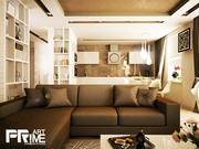 дизайн интерьеров квартир коттеджей  от 20 $. www.primeart.by