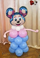 Композиции из шариков. Воздушные и гелиевые шары