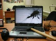 Ремонт ноутбуков и нетбуков. Замена экрана и другой ремонт