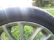 Продаю колёса для авто (диск+резина)комплект,  ТОРГ УМЕСТЕН,  САМОВЫВОЗ.