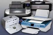 Заправка картриджей,  ремонт принтеров,  МФУ и копиров.