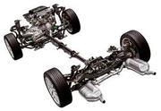 Ремонт ходовой части автомобилей