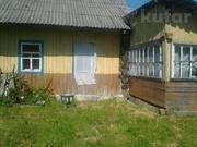 Дача в тихом, спокойном месте, бревенчатый жилой дом с рус