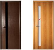 Межкомнатные двери с фурнитурой от производителя под ключ.
