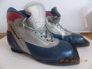 Лыжные ботинки б/у р.33