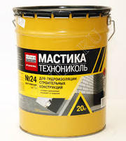 Мастика гидроизоляционная ТехноНИКОЛЬ (20кг)