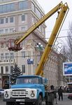 Аренда Автовышки 22 метра. ЗИЛ-130.