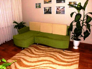2-комнатная квартира по суткам с хорошим ремонтом. Wi-Fi,  отчётные документы