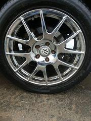 Продам хромированные 19дюймовые диски от VW
