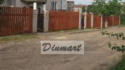 Недорогие деревянные заборы,  ворота,  ограды по всей Беларуси