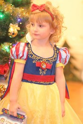 Костюм Белоснежки для девочки 3-6 лет