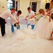 Крио шоу на свадьбу