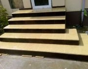 Ступени для лестниц из искусственного мрамора по всей РБ