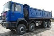Перевозка сыпучих грузов,  песка,  грунта,  щебня,  строительного мусора.