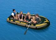 Лодка ПВХ новая 3х камерная