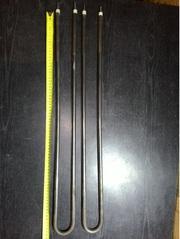 Тэны для камеры полимеризации,  сушка окрашенных деталей Могилёв