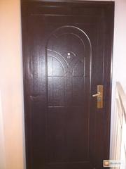 Двери металлические новые