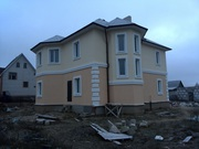 Наружные фасадные работы любой сложности. Гарантии на качество и сроки