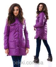 Продам пальто на синтепоне р-р 42-44