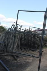 Садовые ворота и калитки от производителя