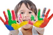 ДЦ Радуга приглашает детей на занятия в творческую мастерскую