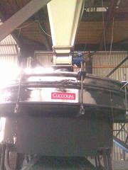 просеивающая машина Cuccolini VTU20001X (Италия)