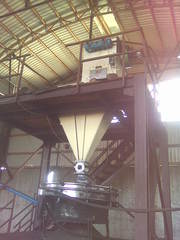 дробильная установка Forplex MA6-5b (Франция).