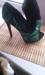 туфли и ботильоны