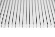 Поликарбонат цветной и прозрачный толщины 4 мм, 6 мм, 8 мм, 10 мм