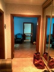 4х комнатная квартира, ул. Кобринская