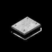Плита перекрытия ПП 15-1 (крышка) 700-1680-150