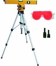 Уровень FIT лазерный Профи 400 мм,  тренога 1, 15 м